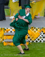 4565 Vashon Island High School Graduation 2014 061414