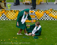 4573 Vashon Island High School Graduation 2014 061414