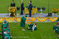 4574 Vashon Island High School Graduation 2014 061414