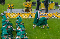 4579 Vashon Island High School Graduation 2014 061414