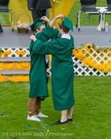 4587 Vashon Island High School Graduation 2014 061414