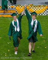 4588 Vashon Island High School Graduation 2014 061414