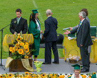 4589 Vashon Island High School Graduation 2014 061414