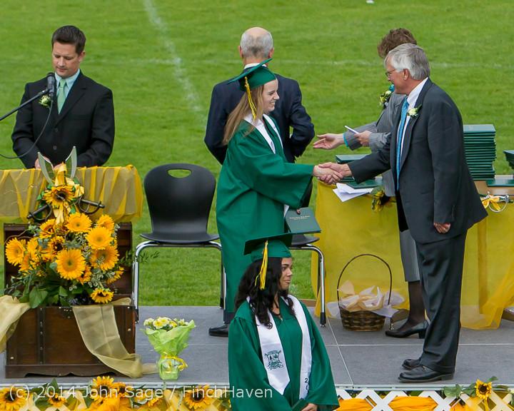 4597 Vashon Island High School Graduation 2014 061414