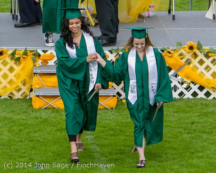 4598 Vashon Island High School Graduation 2014 061414