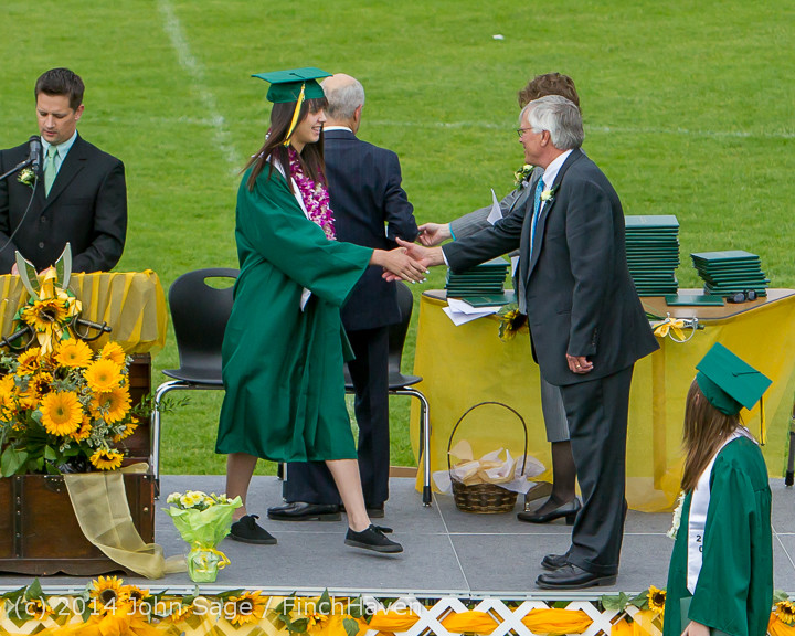 4613 Vashon Island High School Graduation 2014 061414