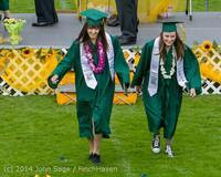 4621 Vashon Island High School Graduation 2014 061414