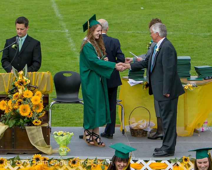 4622 Vashon Island High School Graduation 2014 061414