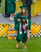 4631 Vashon Island High School Graduation 2014 061414