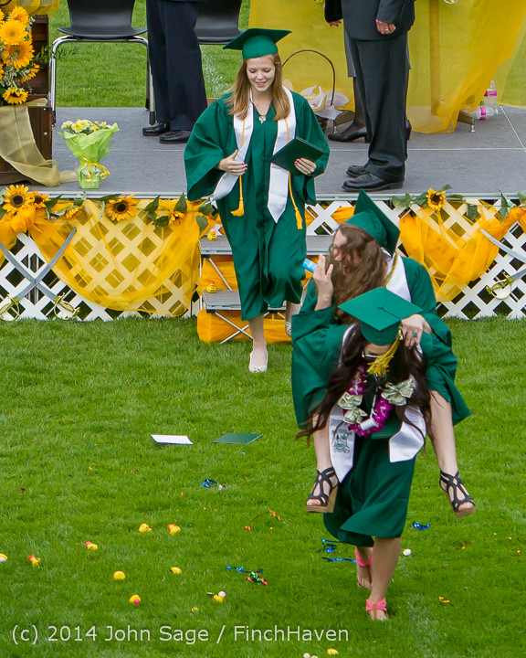4635 Vashon Island High School Graduation 2014 061414