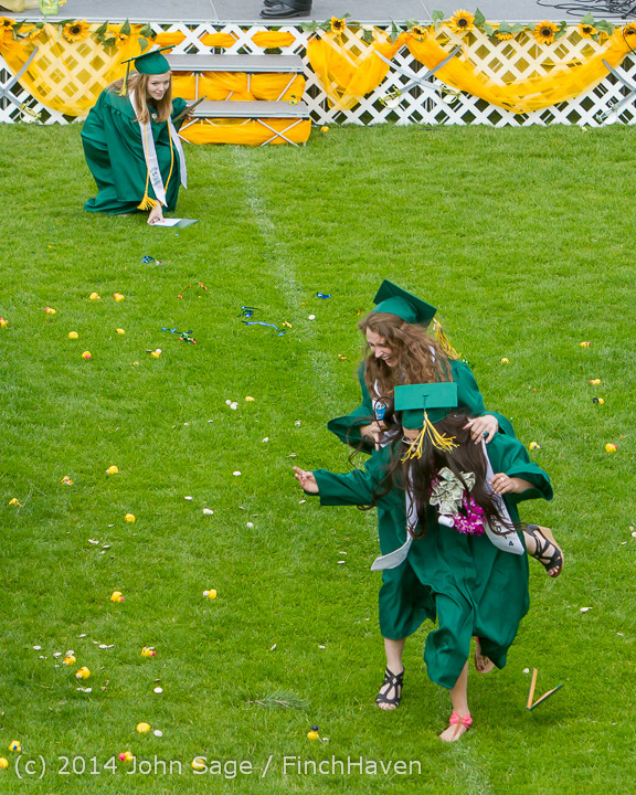 4638 Vashon Island High School Graduation 2014 061414
