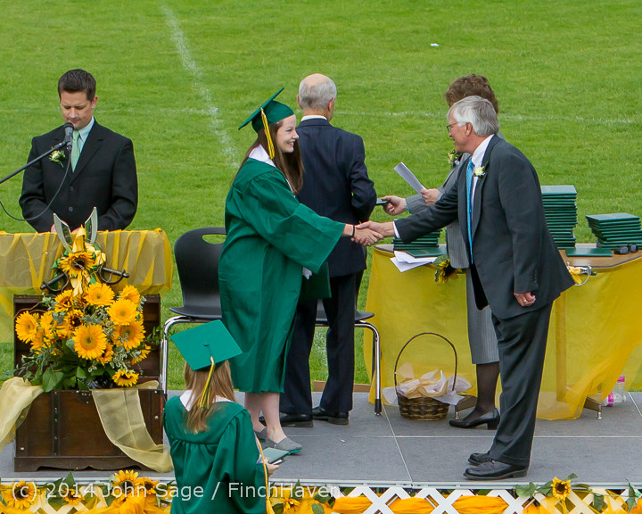 4642 Vashon Island High School Graduation 2014 061414