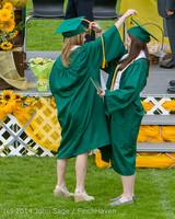 4643 Vashon Island High School Graduation 2014 061414