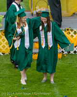 4645 Vashon Island High School Graduation 2014 061414