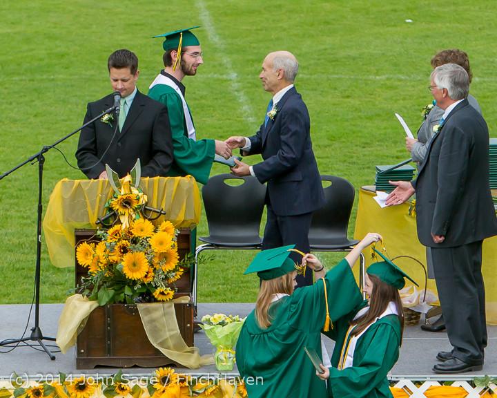4648 Vashon Island High School Graduation 2014 061414