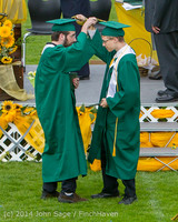 4665 Vashon Island High School Graduation 2014 061414