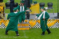4670 Vashon Island High School Graduation 2014 061414