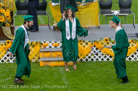4673 Vashon Island High School Graduation 2014 061414