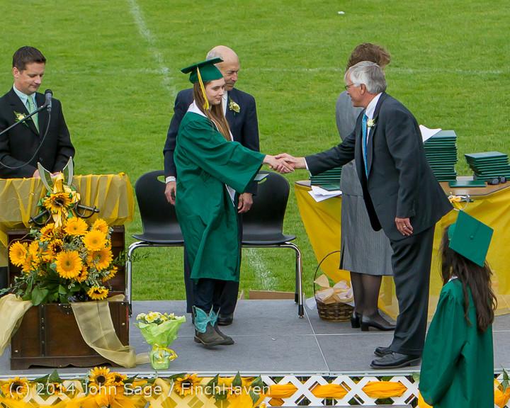 4678 Vashon Island High School Graduation 2014 061414