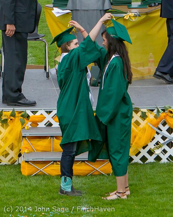 4683 Vashon Island High School Graduation 2014 061414
