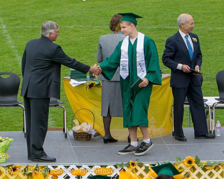 4689 Vashon Island High School Graduation 2014 061414