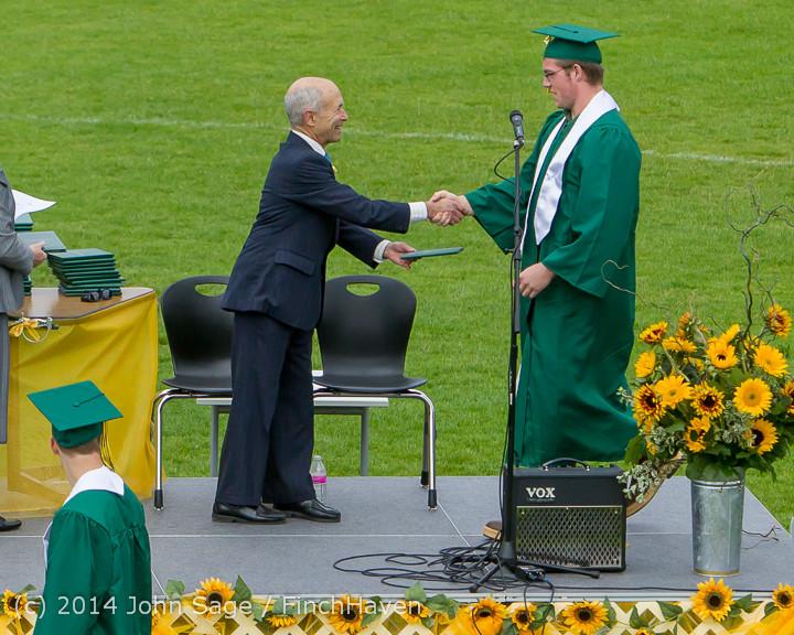 4692 Vashon Island High School Graduation 2014 061414
