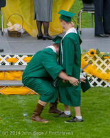 4701 Vashon Island High School Graduation 2014 061414
