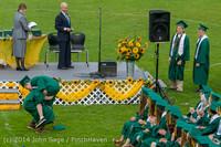 4707 Vashon Island High School Graduation 2014 061414