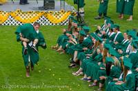 4712 Vashon Island High School Graduation 2014 061414