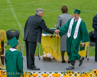 4723 Vashon Island High School Graduation 2014 061414
