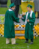 4728 Vashon Island High School Graduation 2014 061414