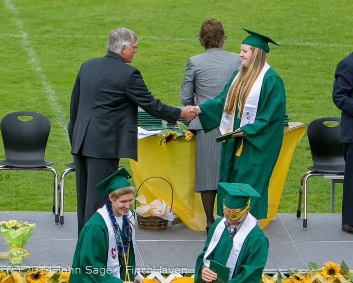 4732 Vashon Island High School Graduation 2014 061414