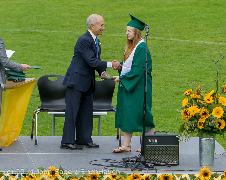 4733 Vashon Island High School Graduation 2014 061414