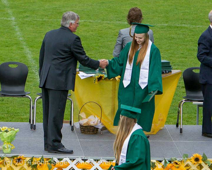 4736 Vashon Island High School Graduation 2014 061414
