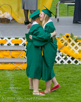 4740 Vashon Island High School Graduation 2014 061414