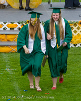 4741 Vashon Island High School Graduation 2014 061414