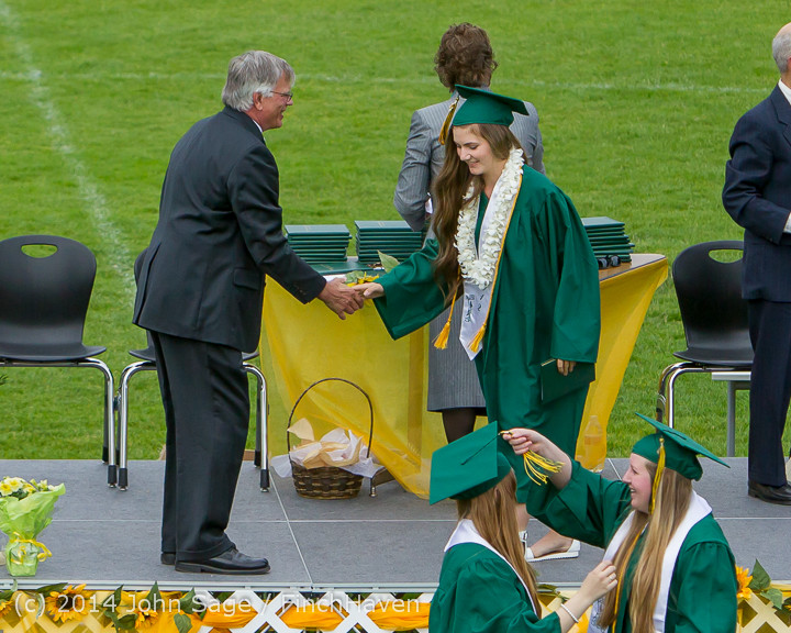 4749 Vashon Island High School Graduation 2014 061414