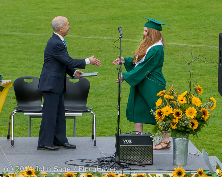 4750 Vashon Island High School Graduation 2014 061414