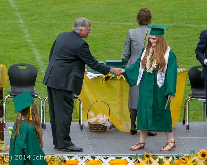 4754 Vashon Island High School Graduation 2014 061414