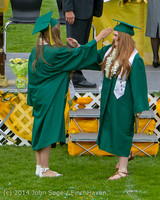 4756 Vashon Island High School Graduation 2014 061414