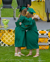 4760 Vashon Island High School Graduation 2014 061414