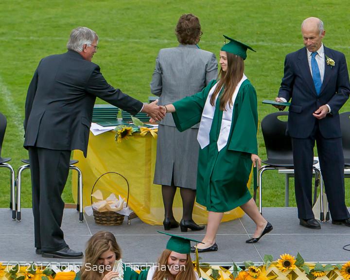 4764 Vashon Island High School Graduation 2014 061414