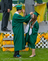 4772 Vashon Island High School Graduation 2014 061414