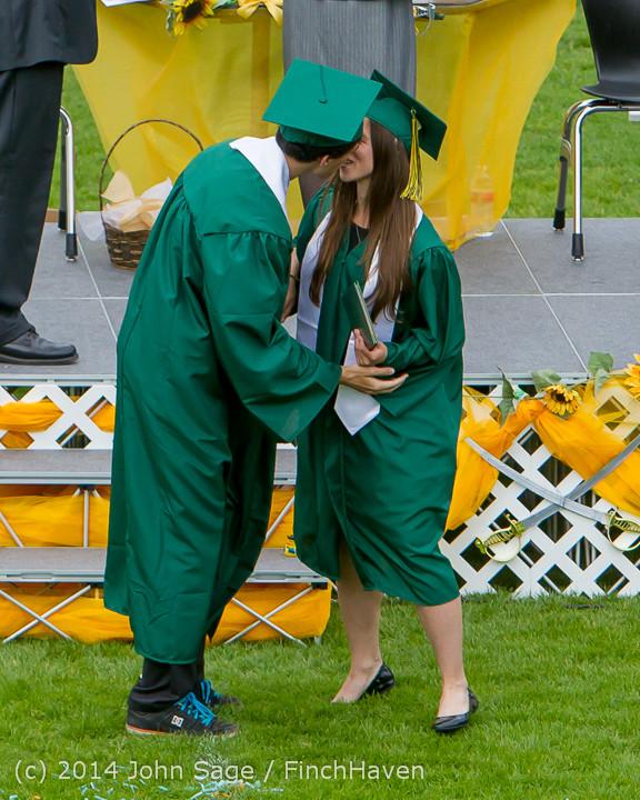 4773 Vashon Island High School Graduation 2014 061414