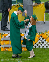 4792 Vashon Island High School Graduation 2014 061414