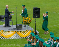 4793 Vashon Island High School Graduation 2014 061414