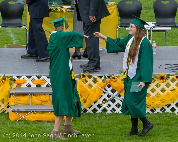 4805 Vashon Island High School Graduation 2014 061414