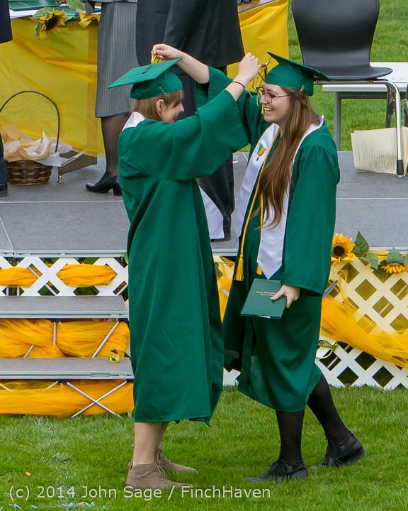 4808 Vashon Island High School Graduation 2014 061414