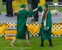 4811 Vashon Island High School Graduation 2014 061414