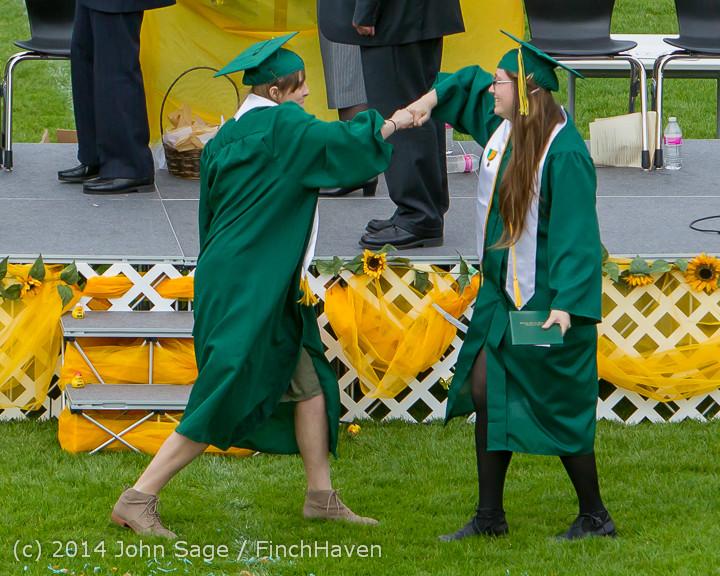 4811 Vashon Island High School Graduation 2014 061414